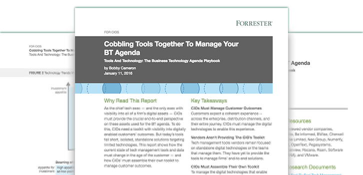 Cobbling Tools Together To Manage Your BT Agenda